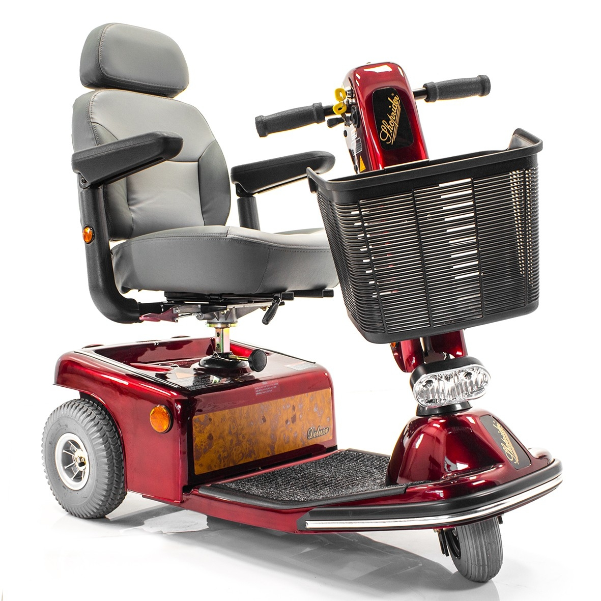 Shoprider Sunrunner 3 - Model 888B-3 - Electric Scooter