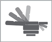 infinite position lift chair icon
