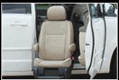 Turning Automotive Seating