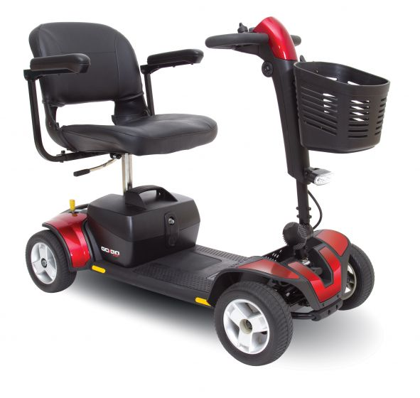 New Victory 10.2 4 Wheel Scooter